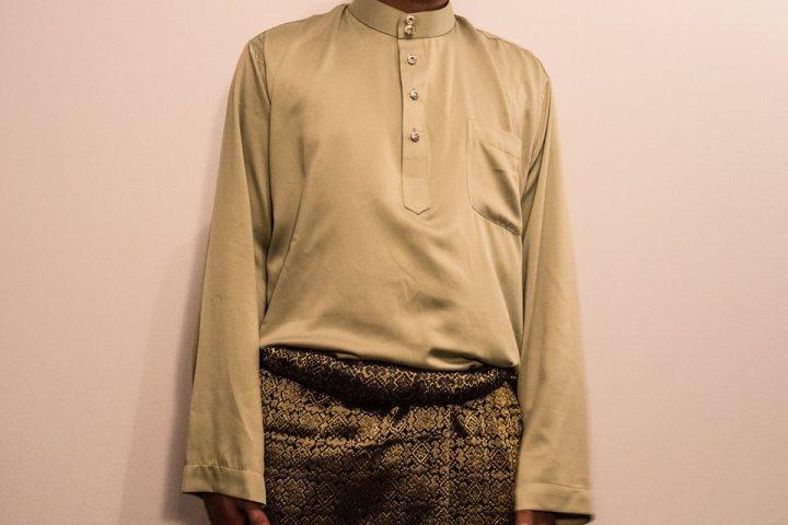 2017.4 Baju Melayu 2